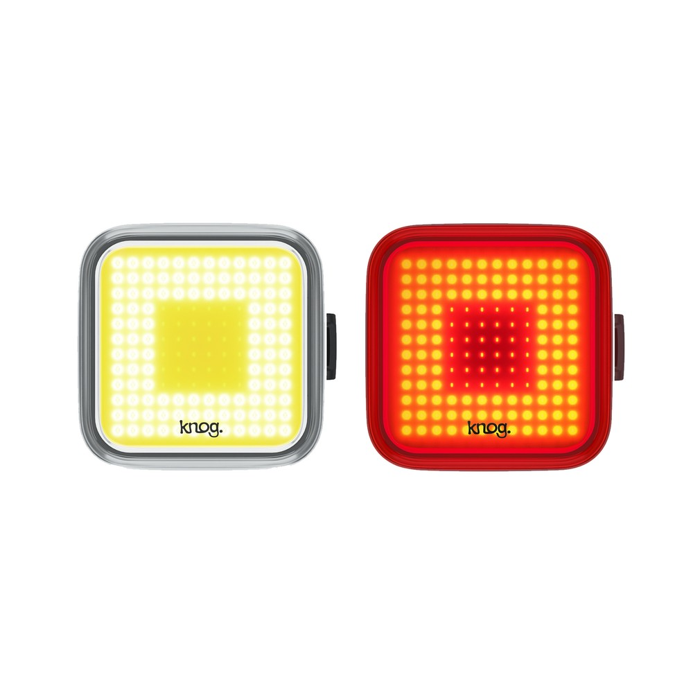Knog Blinder Square Light Set