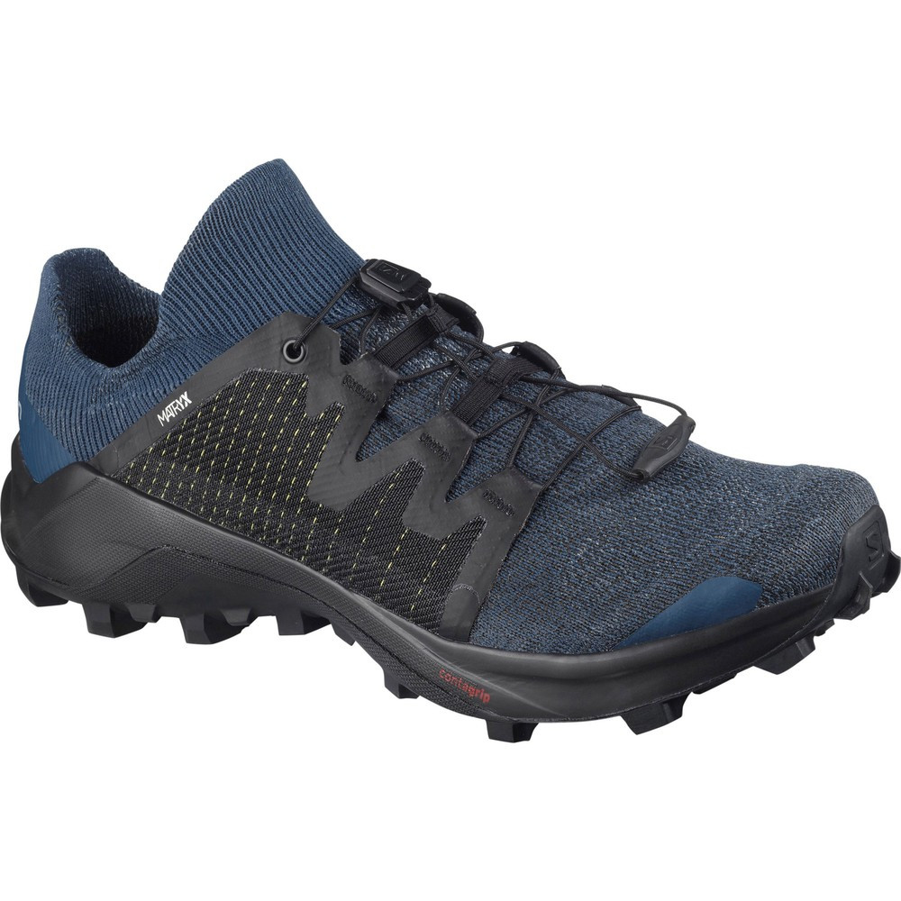 Salomon Cross Pro Womens Trail  Running Shoes
