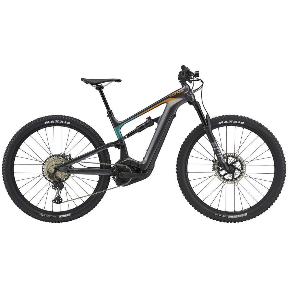 Cannondale Habit Neo 1 Electric Mountain Bike 2021