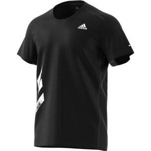 Adidas Run It 3-Stripes PB Short Sleeve Tee