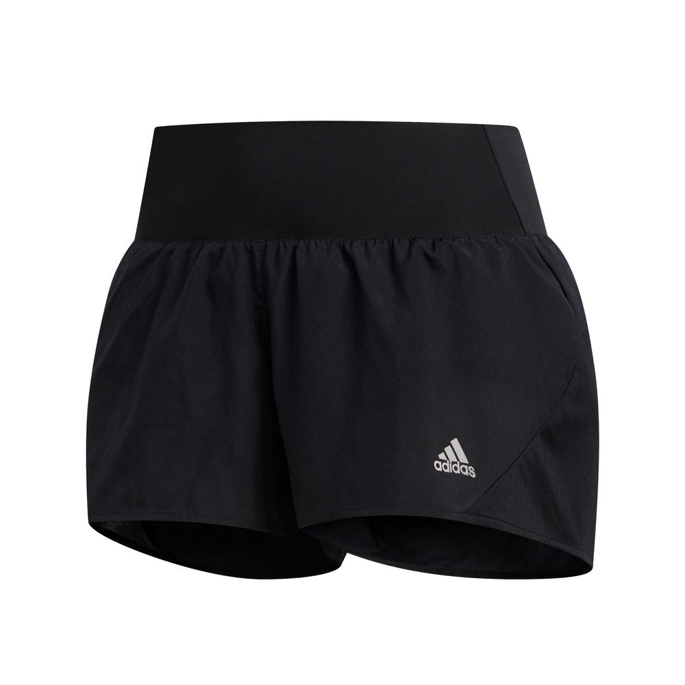 Adidas Run It 3-Stripes PB Womens Short