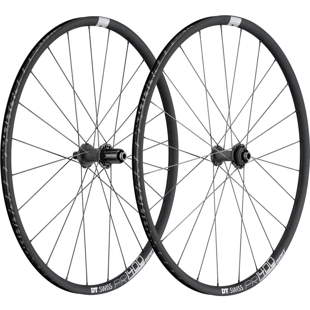 DT Swiss PR 1400 DICUT Disc Brake Wheelset