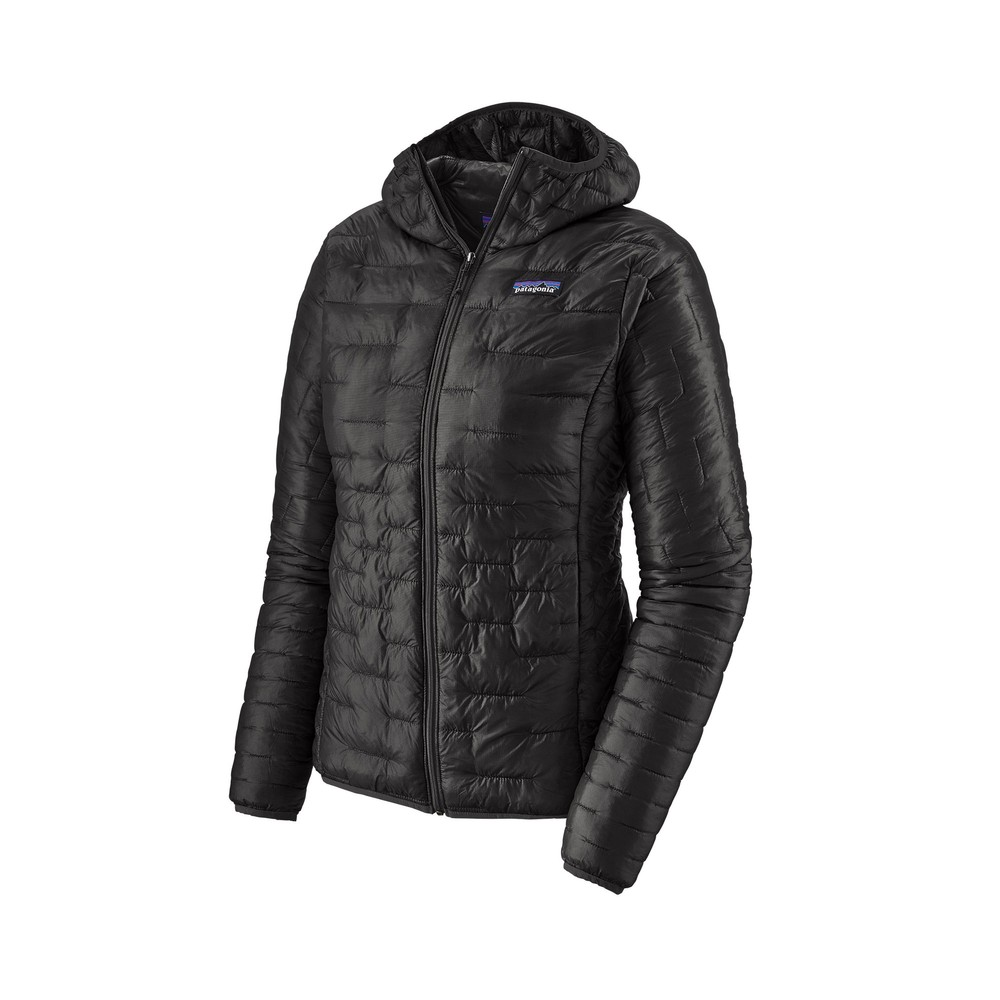 Patagonia Micro Puff Hooded Womens Jacket