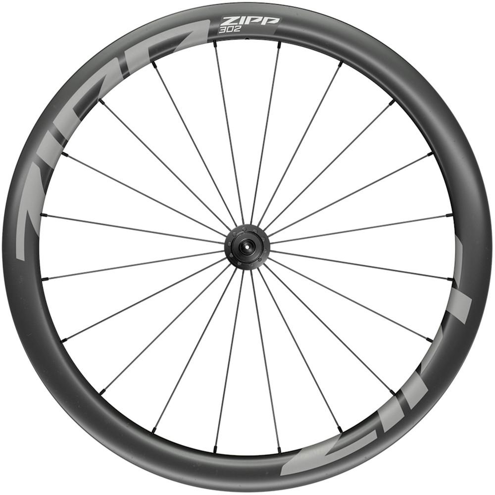 Zipp 302 Carbon Tubeless Rim Brake Front Wheel