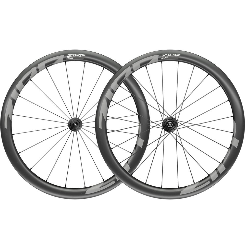 Zipp 302 Carbon Tubeless Clincher Wheelset