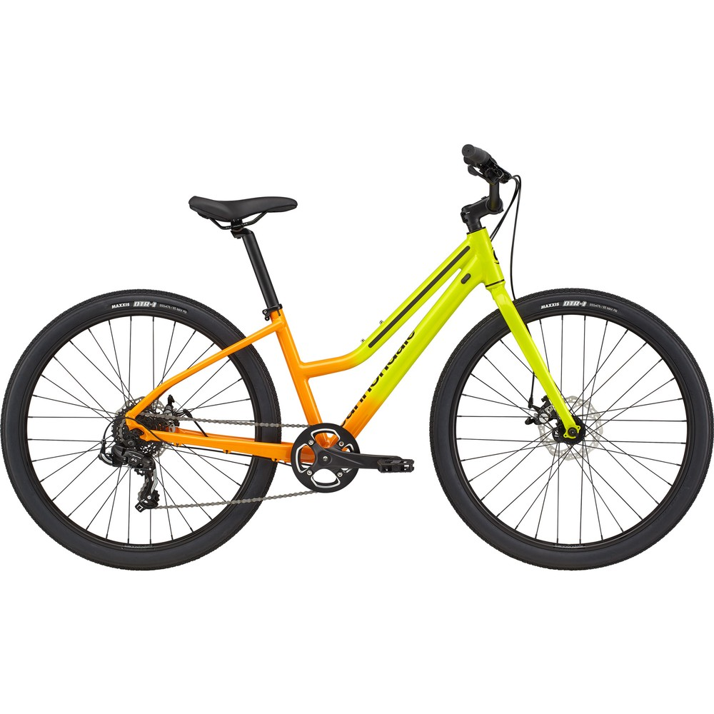 Cannondale Treadwell 3 Remixte Ltd Disc Hybrid Bike 2021