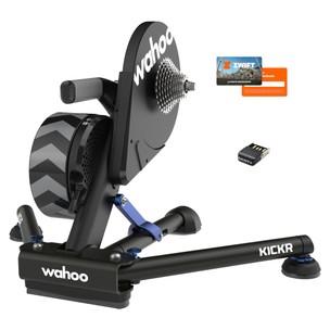 Wahoo KICKR V5 Direct Drive Smart Turbo Trainer Zwift Bundle