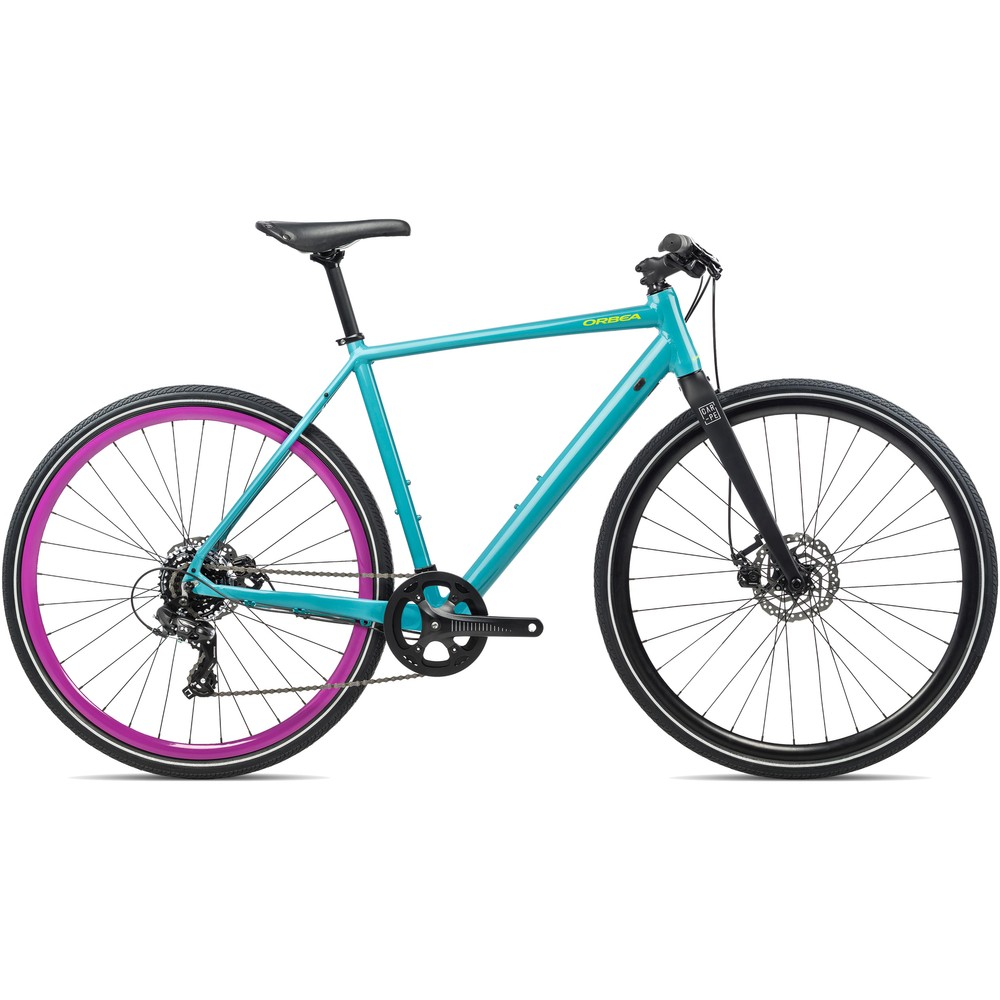 Orbea Carpe 40 Disc Hybrid Bike 2021