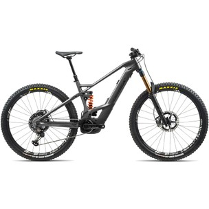 Orbea Wild Full Suspension M-Ltd Electric Mountain Bike 2021