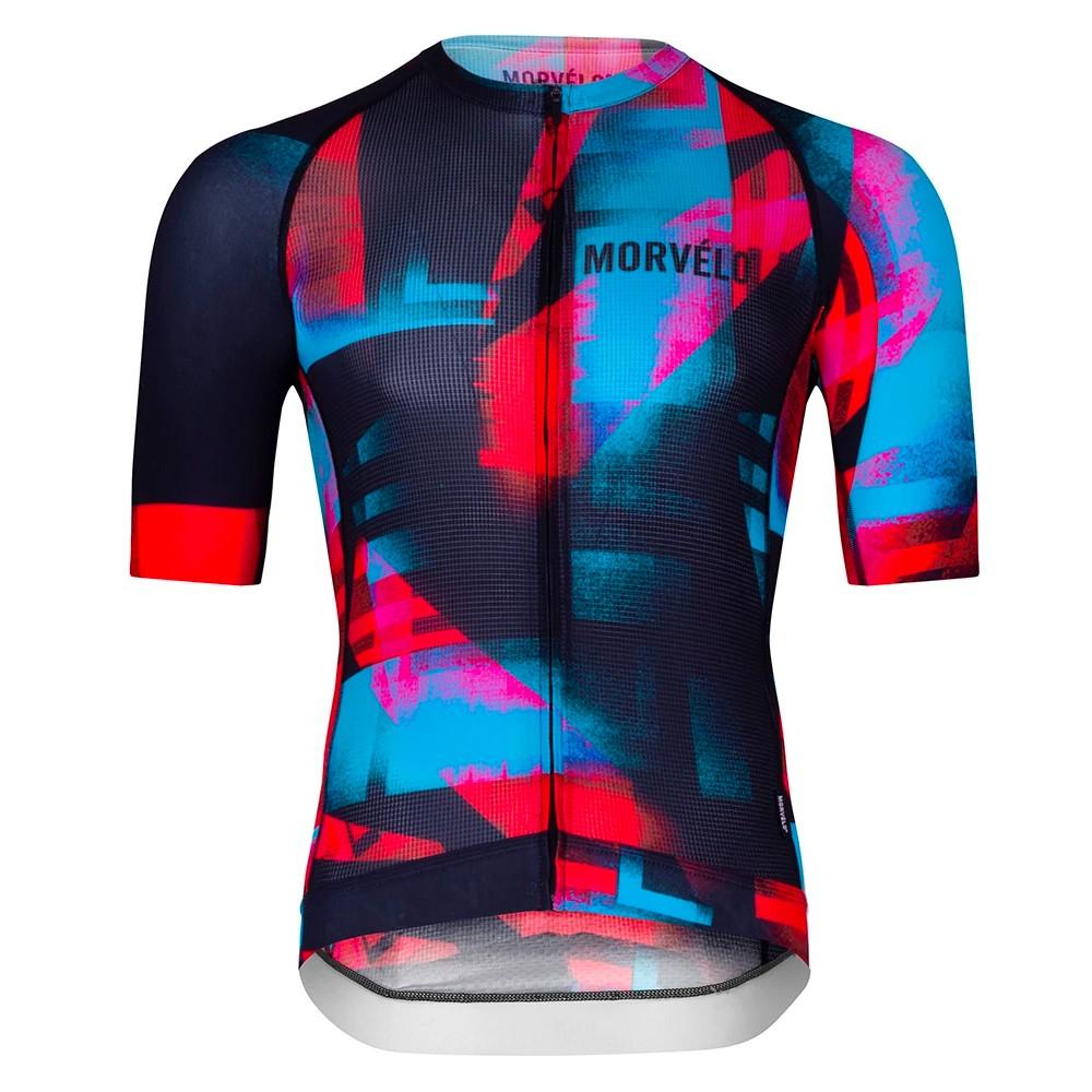 Morvelo Erase Nth Series Short Sleeve Jersey