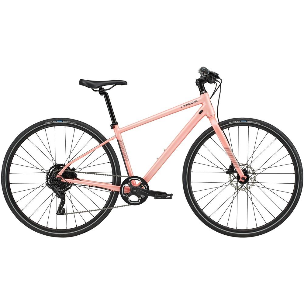 Cannondale Quick Disc 4 Womens Hybrid Bike 2021