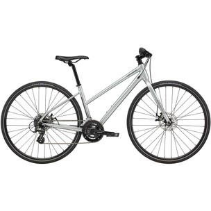 Cannondale Quick 5 Remixte Disc Womens Hybrid Bike 2021