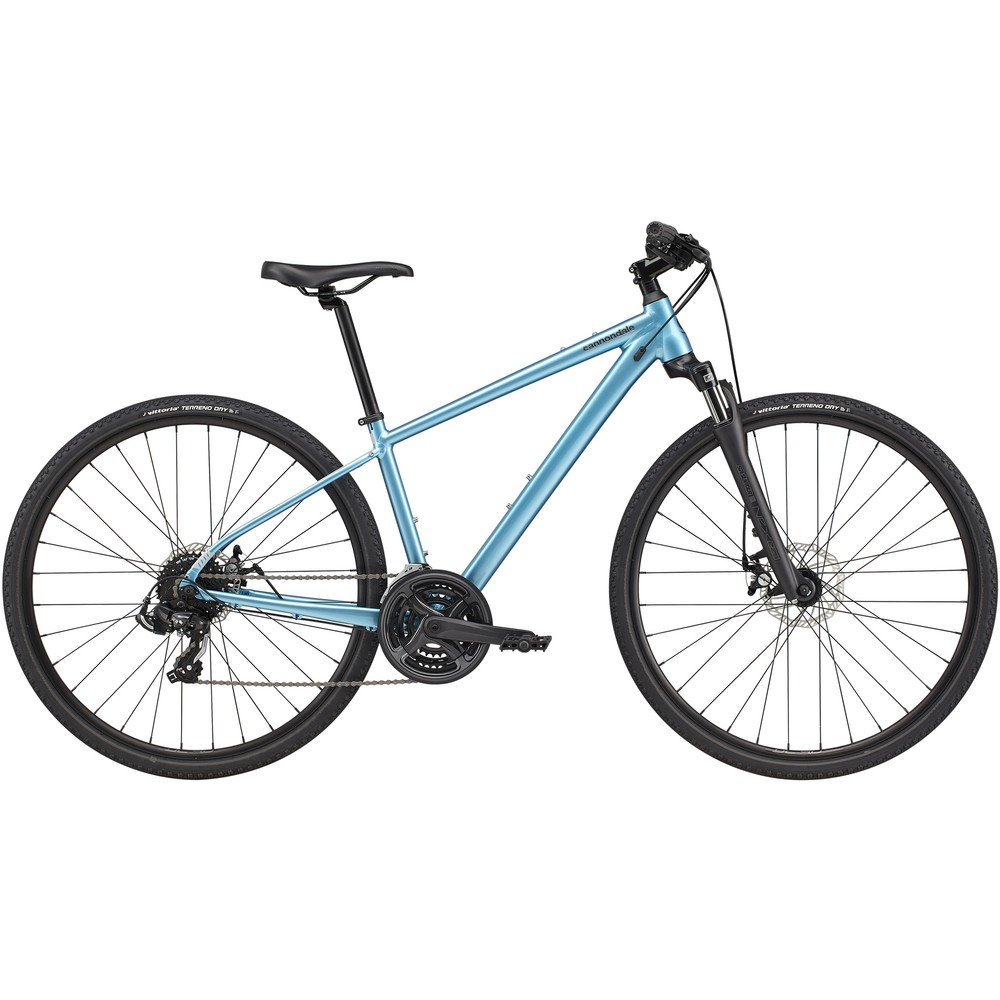 Cannondale Quick CX 4 Disc Womens Hybrid Bike 2021