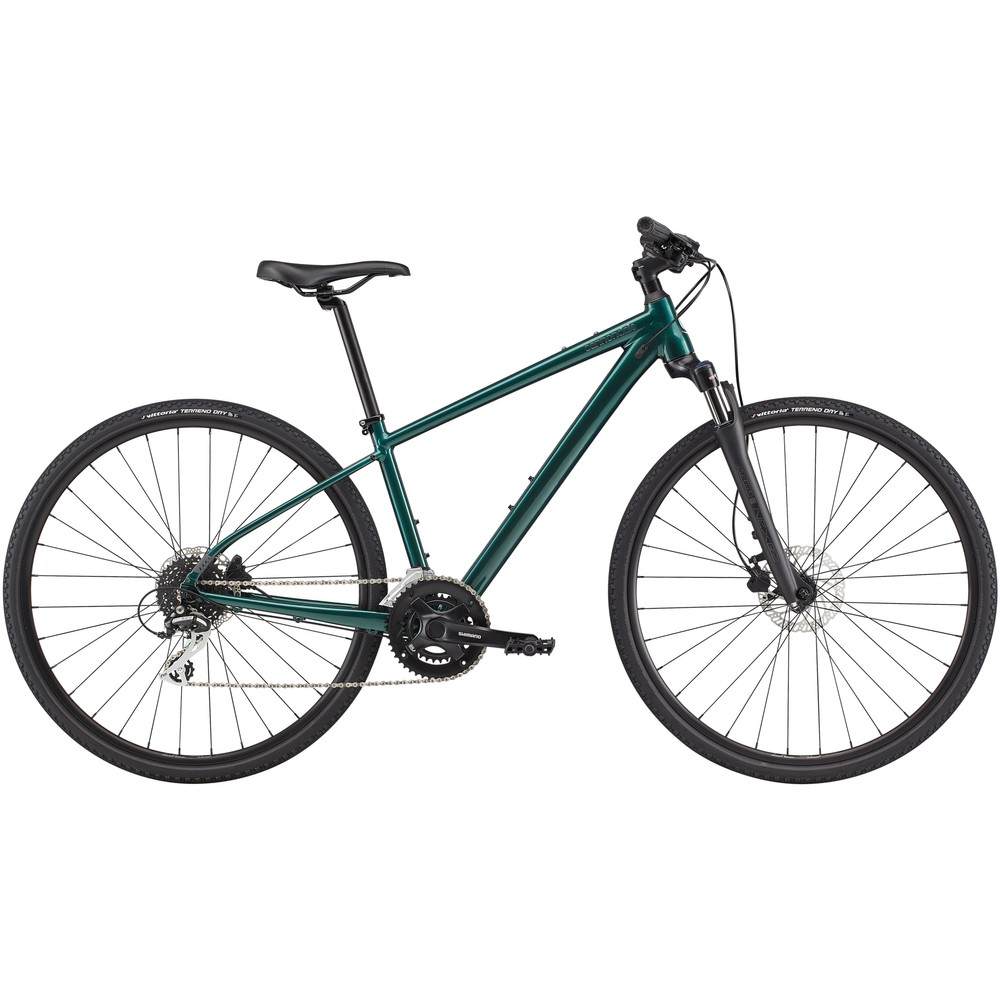 Cannondale Quick CX 3 Disc Womens Hybrid Bike 2021
