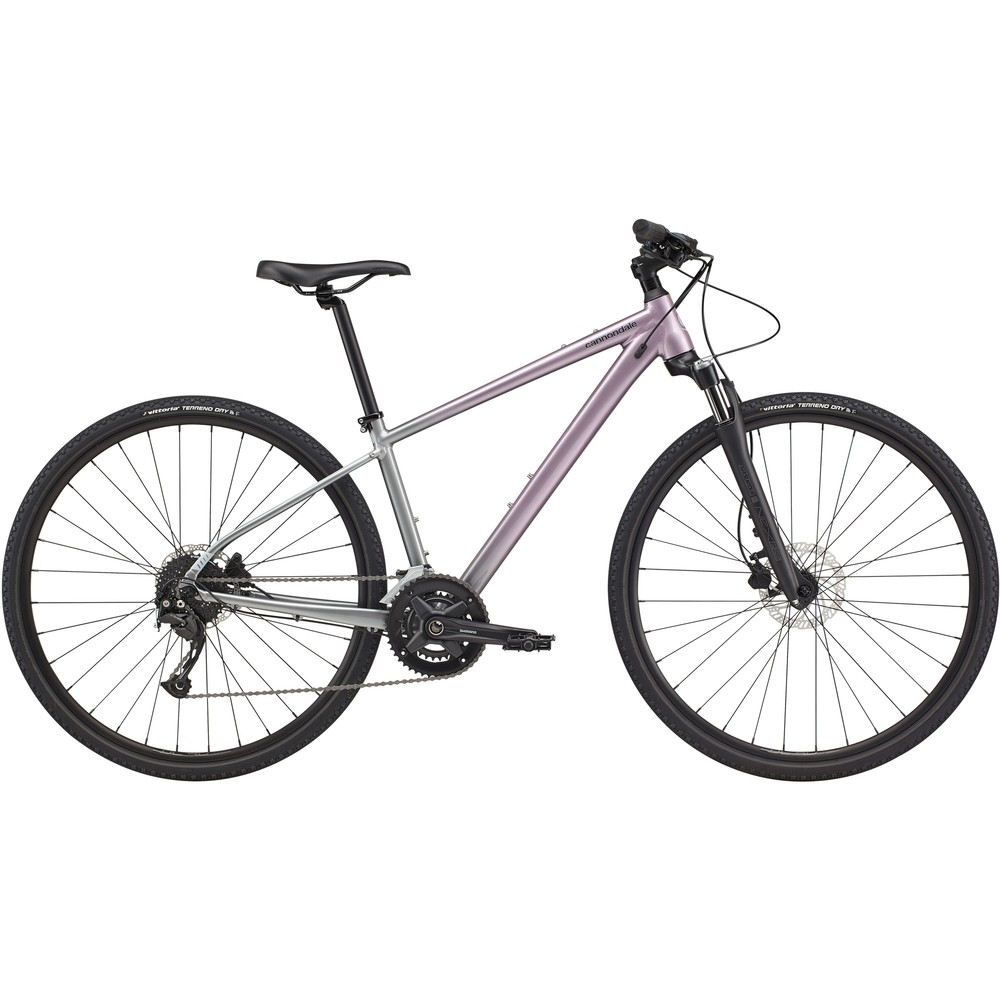 Cannondale Quick CX 2 Disc Womens Hybrid Bike 2021
