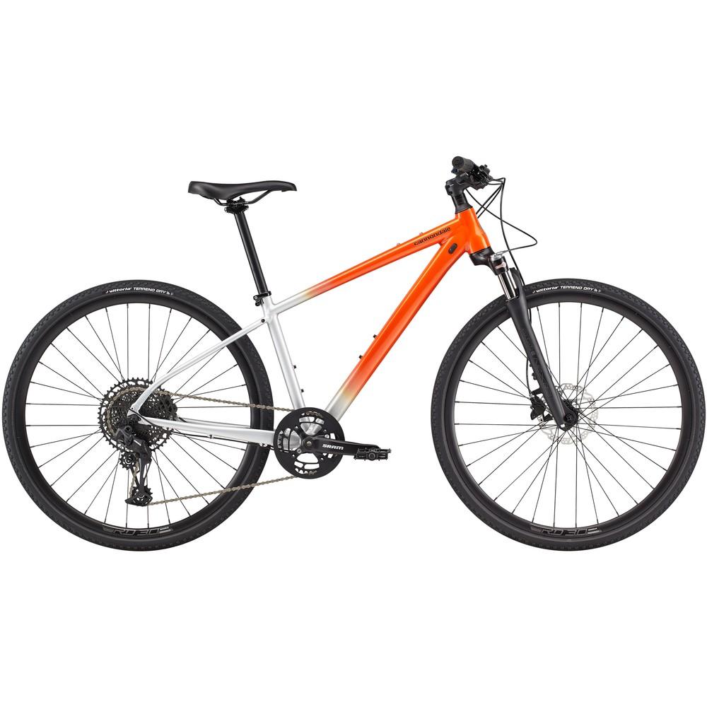 Cannondale Quick CX 1 Disc Womens Hybrid Bike 2021