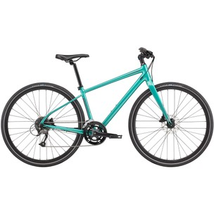 Cannondale Quick Disc 3 Womens Hybrid Bike 2021