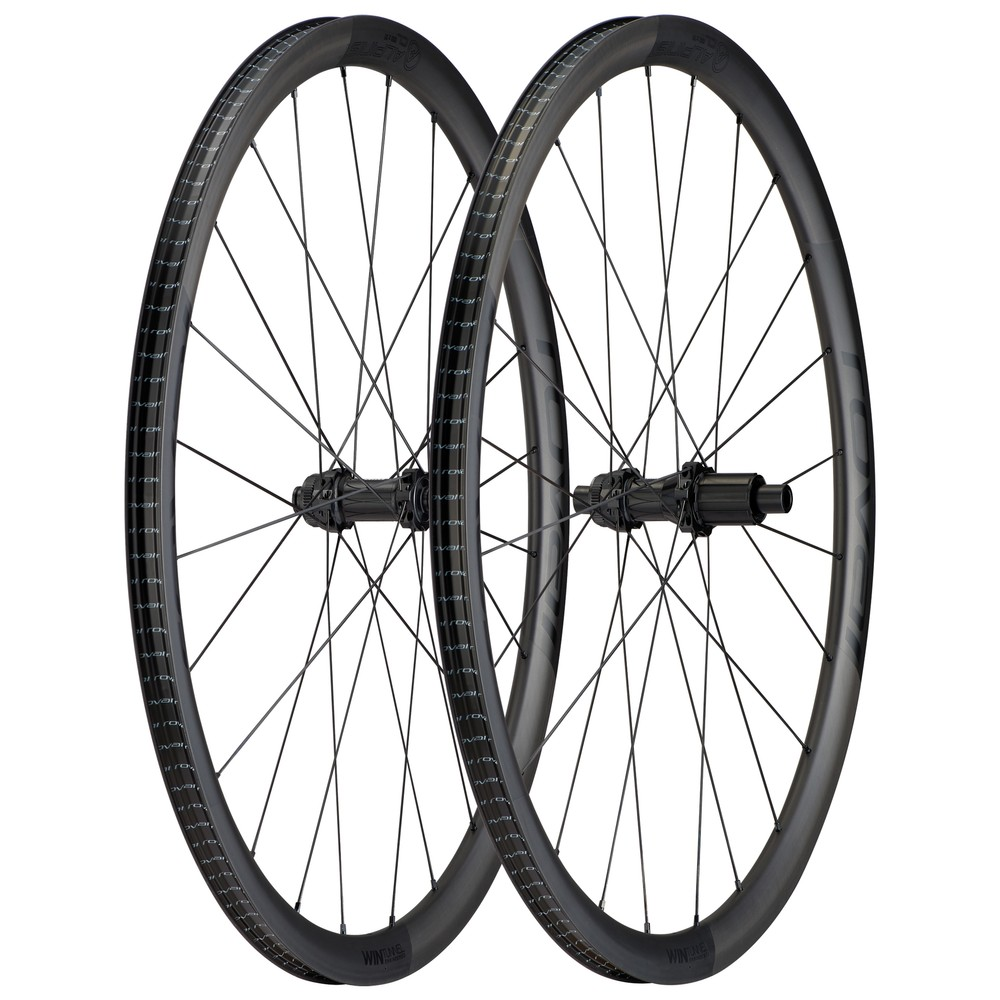 Roval Alpinist CL Disc Wheelset