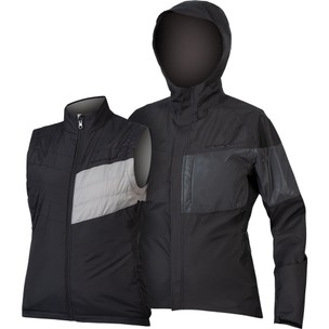 Endura Urban Luminite 3 In 1 Womens Jacket II