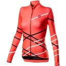 Castelli Diagonal Womens Long Sleeve Jersey