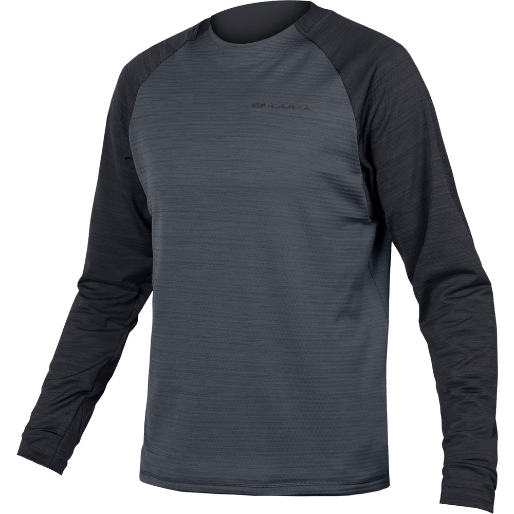 Endura Singletrack Fleece Long Sleeved Jersey