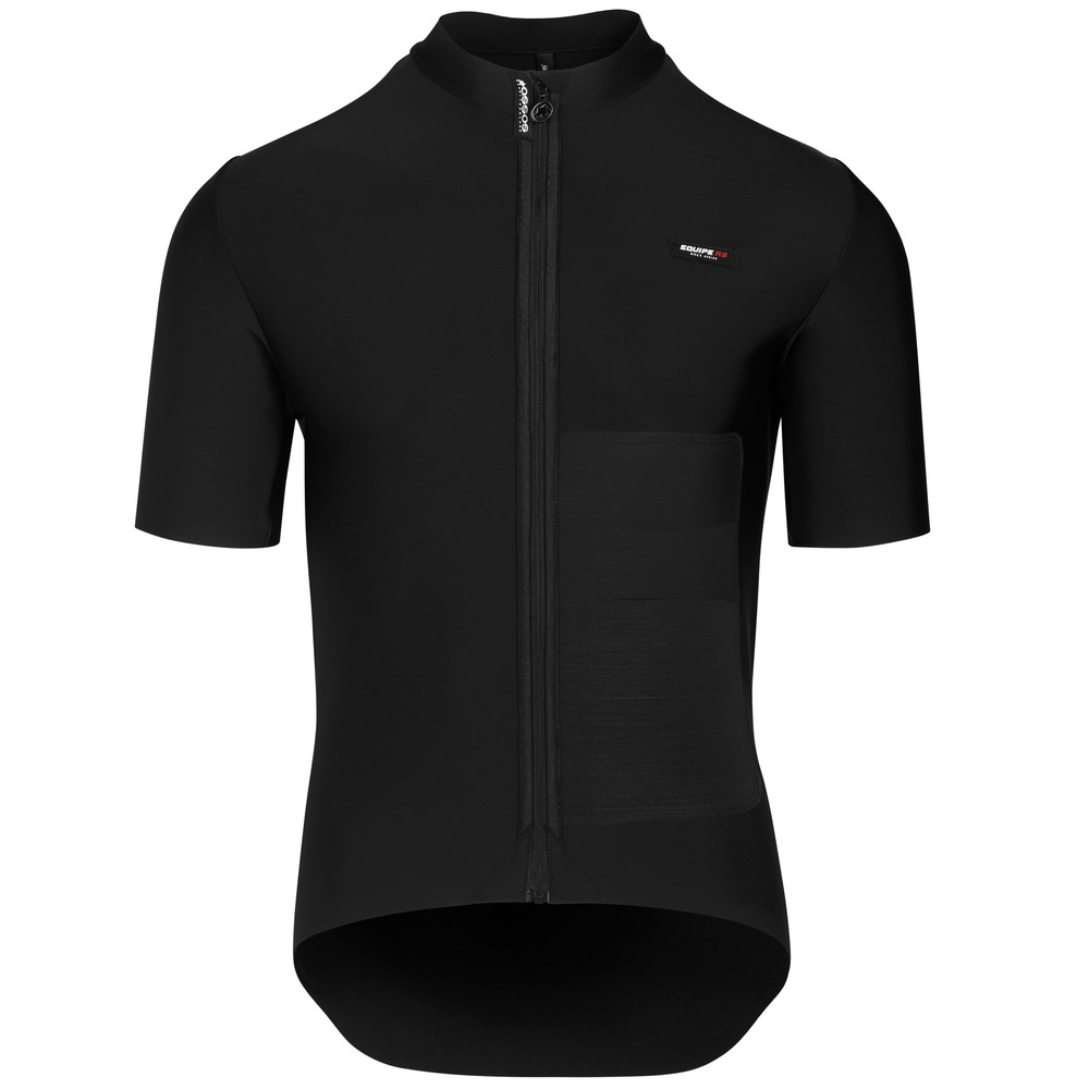 Assos Equipe RS Winter Mid Layer Short Sleeve Jersey