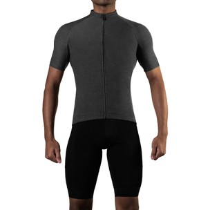 Black Sheep Cycling Adventure Merino Short Sleeve Jersey