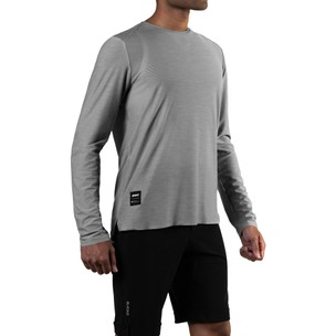 Black Sheep Cycling Adventure Merino Long Sleeve Tee