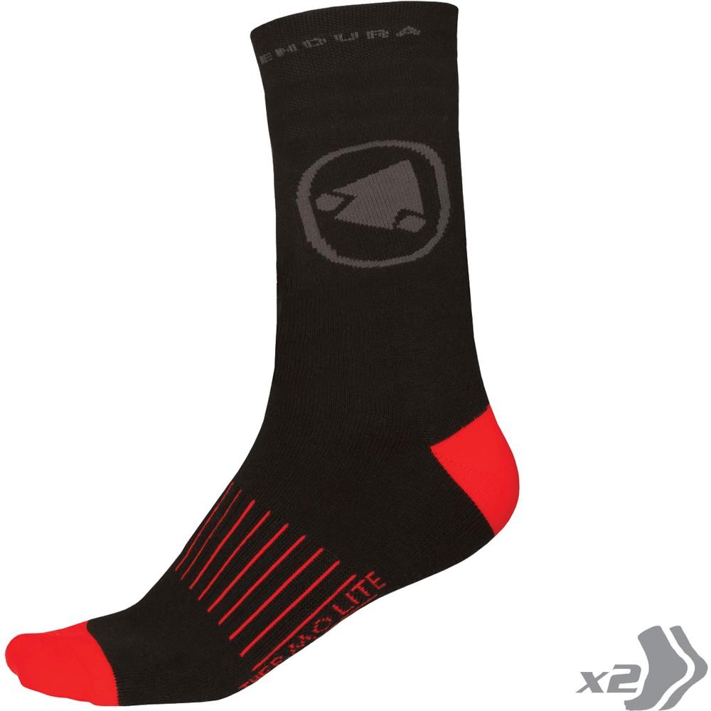 Endura Thermolite II Socks (Twin Pack)