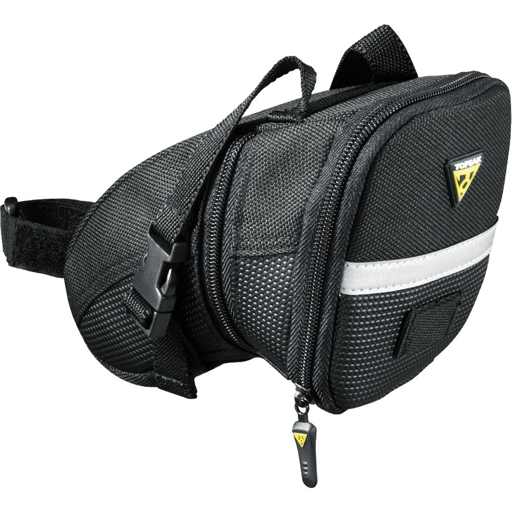 Topeak Aero Wedge Medium Seat Pack With Strap
