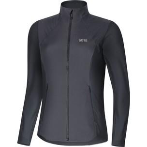 Gore Wear R5 WindStopper Womens Long Sleeve Running Top