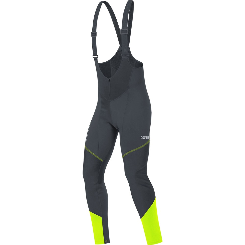 Gore Wear C3 WINDSTOPPER Bib Tight No Pad