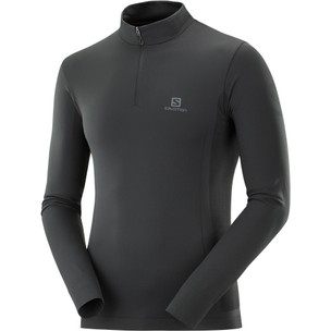 Salomon Explore Seamless Half Zip Long Sleeve Top