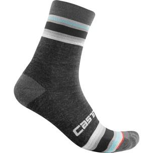 Castelli Striscia Womens 13 Socks