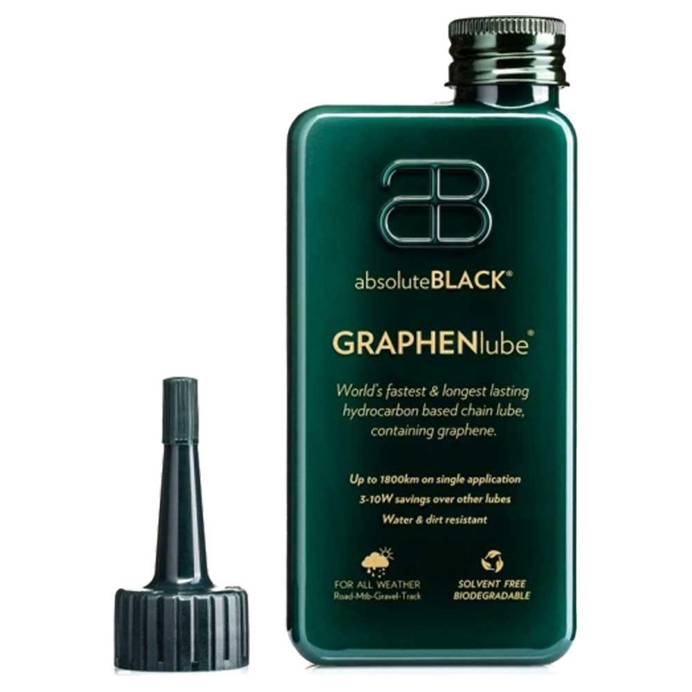 AbsoluteBLACK GRAPHENlube Wax Chain Lube 140ml