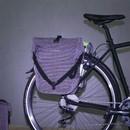 ORTLIEB High Visibility Roller Rear Pannier - Single Bag