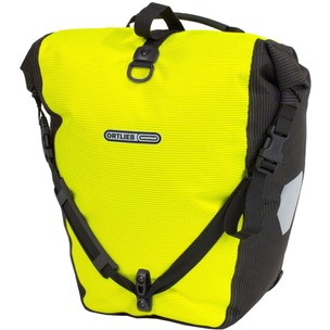 ORTLIEB High Visibility Roller Rear Pannier - Single Bag