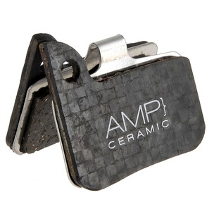 AMP SRAM Level/RED/Force/Rival Carbon Backed Disc Ceramic Brake Pads