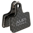 AMP Shimano Dura-Ace/Ultegra/GRX Carbon Backed Disc Ceramic Brake Pads