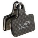 AMP Shimano Dura-Ace/Ultegra/GRX Carbon Backed Disc Organic Brake Pads
