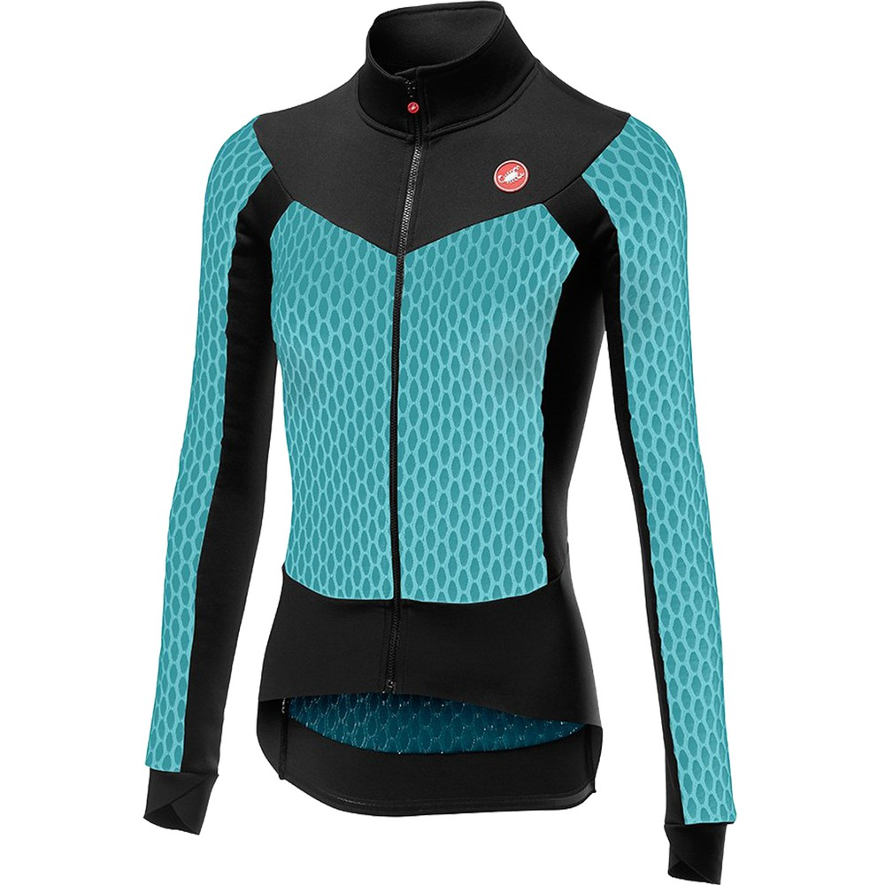 Castelli Sfida Womens Long Sleeve Jersey