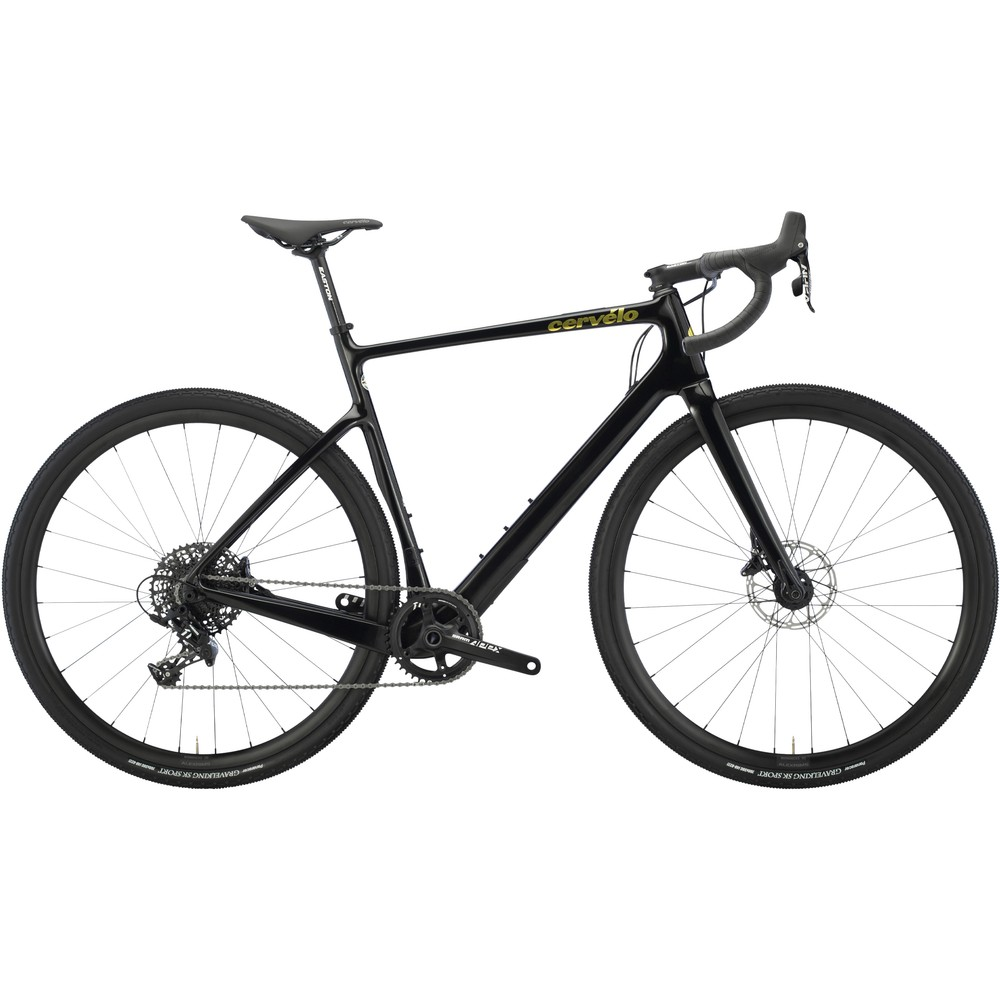 Cervelo Aspero Apex 1x Disc Gravel Bike 2021