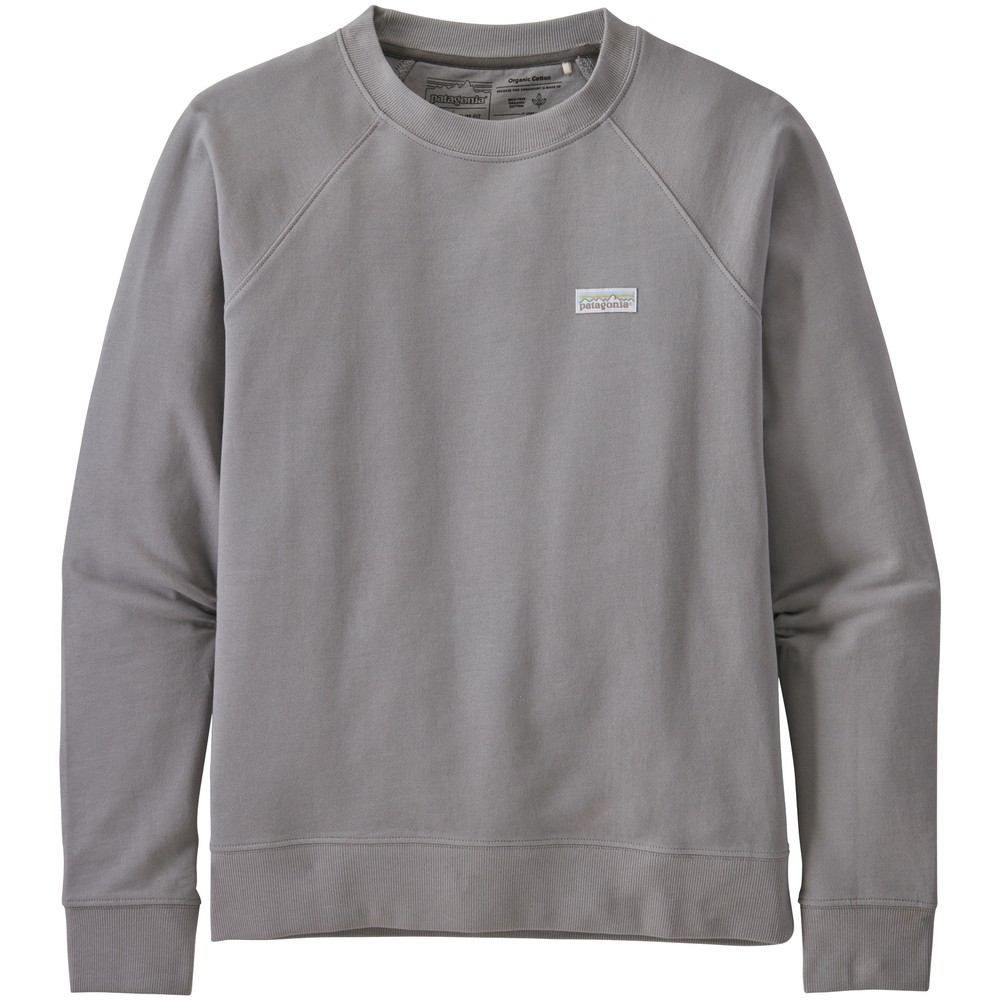 Patagonia P-6  Label Organic Womens Crew Sweatshirt