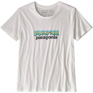 Patagonia Pastel P-6 Organic Logo Womens T-Shirt