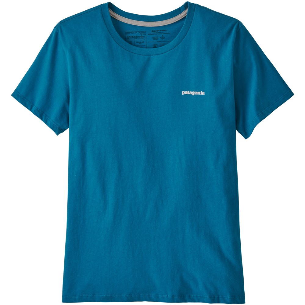 Patagonia P-6 Organic Womens Crew T-Shirt