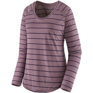 Patagonia Cap Cool Trail Womens Long Sleeve Tee