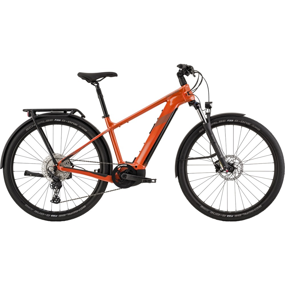 Cannondale Tesoro Neo X 2 Electric Hybrid Bike 2021