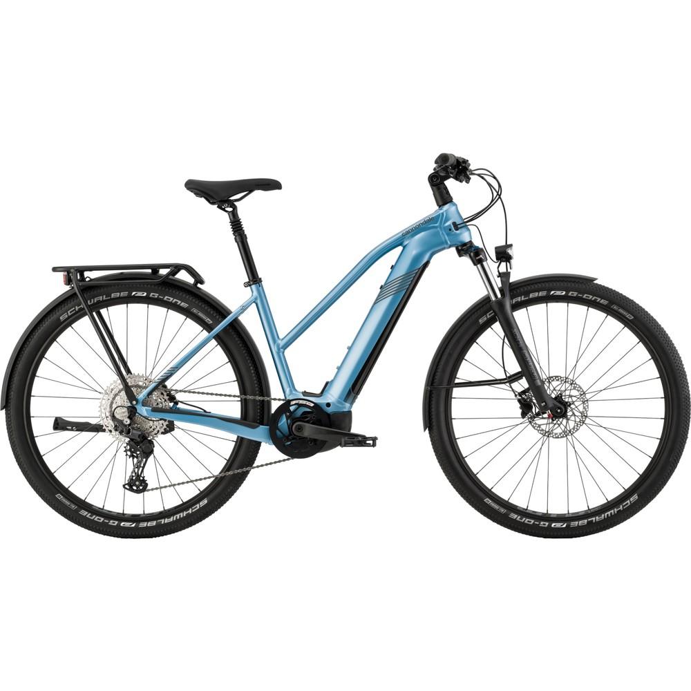 Cannondale Tesoro Neo X 2 Remixte Electric Hybrid Bike 2021