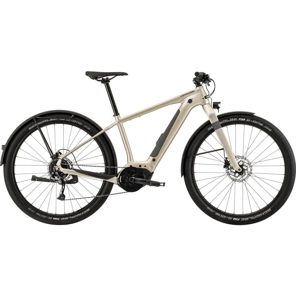 Cannondale Canvas Neo 2 Electric Hybrid Bike 2021