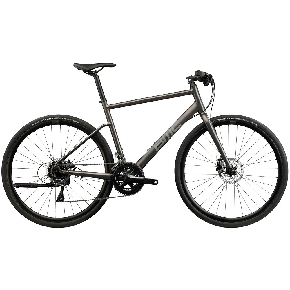BMC Alpenchallenge Three Sora Hybrid Bike 2021